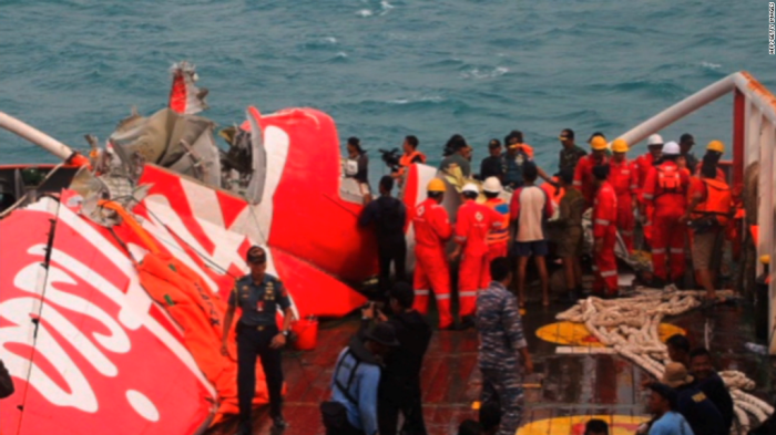 """ALLAHU AKBAR, ALLAHU AKBAR!"" Were the Last Words of the Pilot on Air Asia Flight #8501"