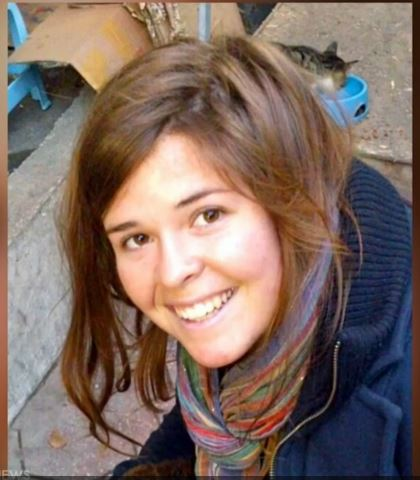 [Watch] ISIS Kills American Hostage Kayla Mueller