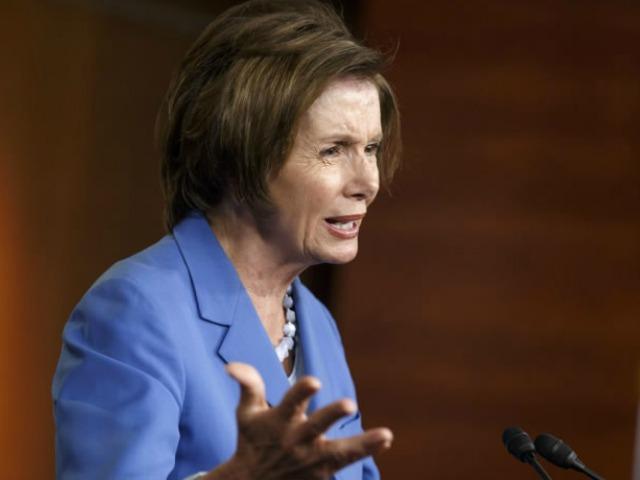 [Watch] Nancy Pelosi: Netanyahu Talking  to Congress Will Upset Iran