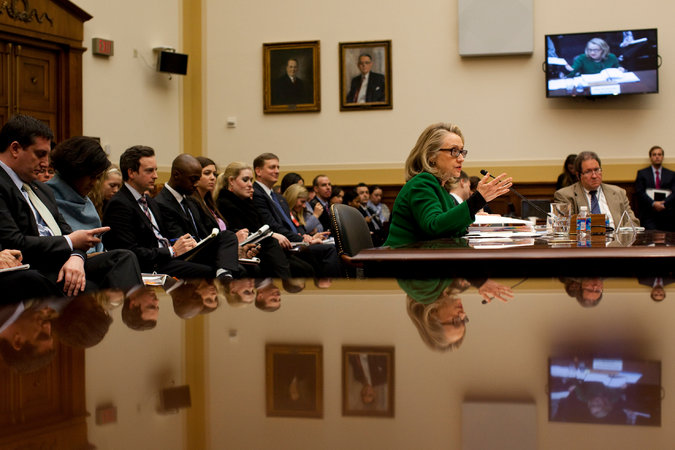 [Watch] State Department Will Not Fact Check New York Times Report About Clinton Emails