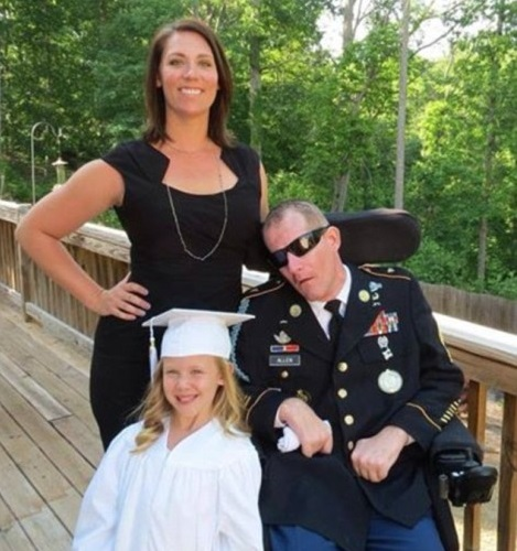 Wife Of Soldier Paralyzed While Looking For Bergdahl Posted THIS Message To Obama On Facebook