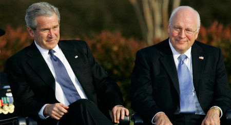 George W. Bush,  Dick Cheney