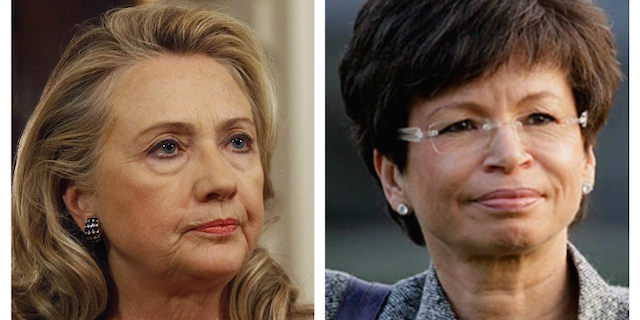 OBAMA AND JARRETT WILL GO TO ANY LENGTHS TO KEEP HILLARY CLINTON FROM BECOMING  PRESIDENT