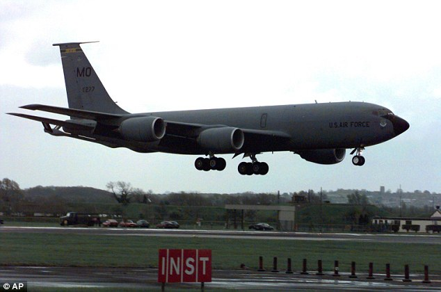 BREAKING NEWS: US Air Force Refueling  Jet Disappears Off Radar Over English Channel
