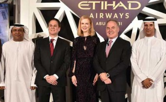 [Watch] Actress Nicole Kidman Under Fire For Being Spokes-Infidel For United Arab Etihad Airways
