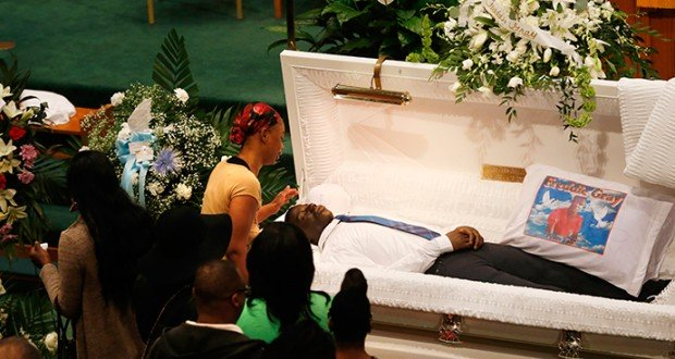 Baltimore Police Leak Document Suggesting Freddie Gray Killed Himself