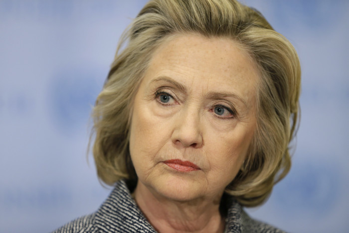 [Watch]  Hillary Clinton Charged With Racketeering Lawsuit