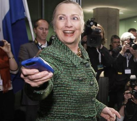 Hillary Clinton Also Used An iPad For Email While At State Department And Mixed Personal And Work Chats