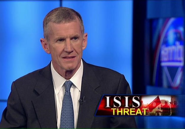 [Watch] Gen McChrystal Said The US Is Facing A 'Huge Threat'