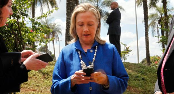 [Watch] Hillary Clinton Causing Benghazi Testimony Delay