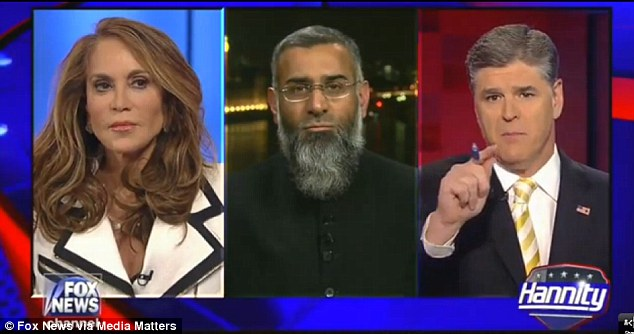 [Watch] Muslim Imam Anjem Choudary Wants Pamela Geller To Die!