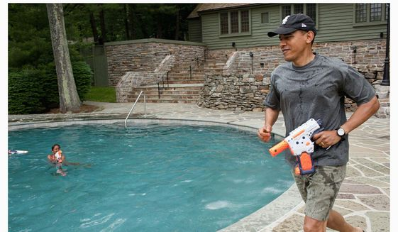 Boy Scouts of America Bans 'Water Gun Fights'