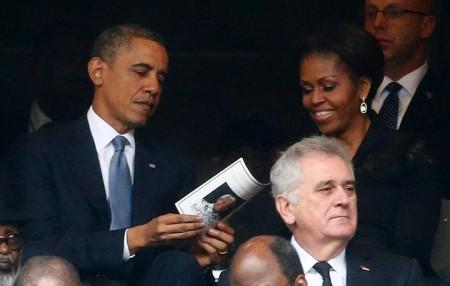 Barack+Obama+_+Mandela+Memorial