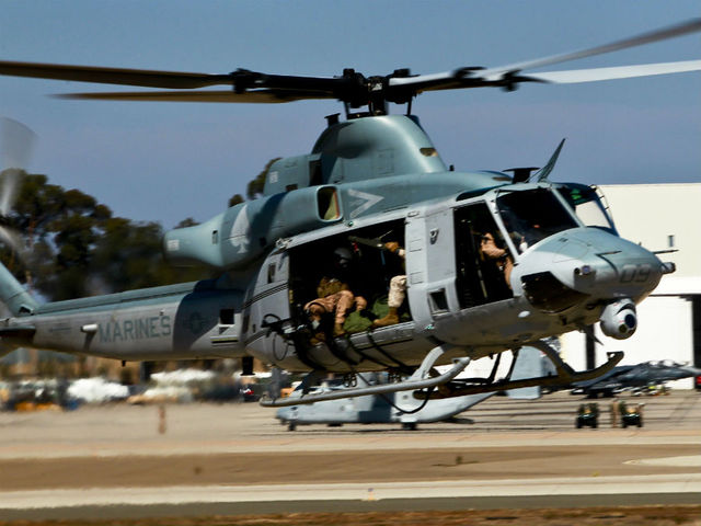[Watch] U.S. Marine Helicopter Carrying 6 Marines Missing In Nepal