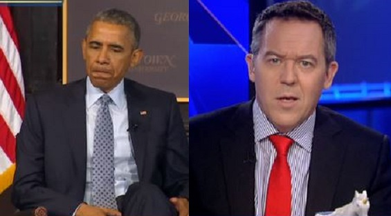 [Watch] Gutfeld: Obama Saying 'It's Fox New's Fault People Don't Like Me' Is a 'Badge of Honor'
