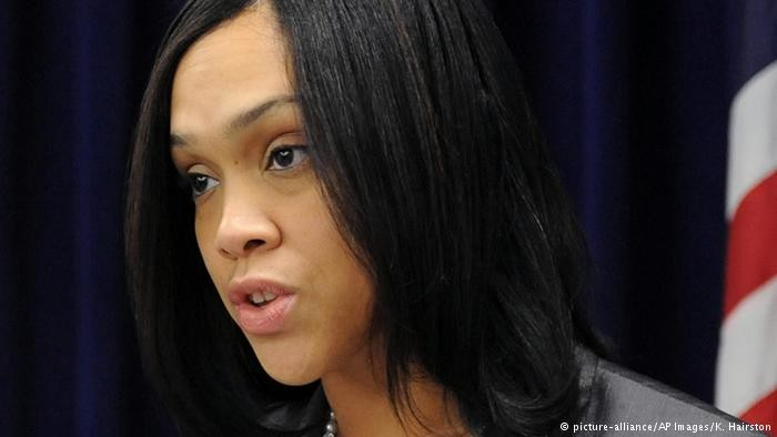 Baltimore Prosecutor Told Police To Target Area Where Freddie Gray Was Arrested [Video]