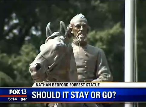 Memphis Mayor Wants To Dig Up Dead Confederate War General And His Wife