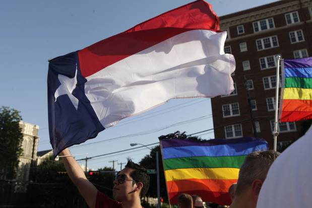 Texas Fights Back Against SCOTUS Gay Marriage Ruling
