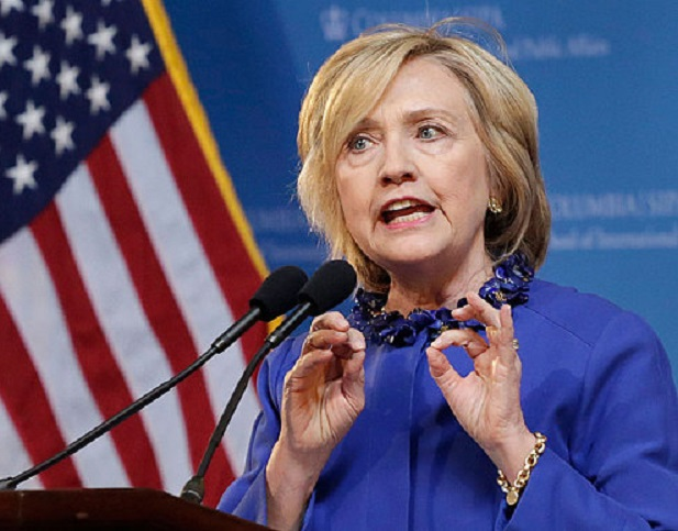 Hillary Clinton: 'How Many Innocent People Need To Die Before We Act' [Video]