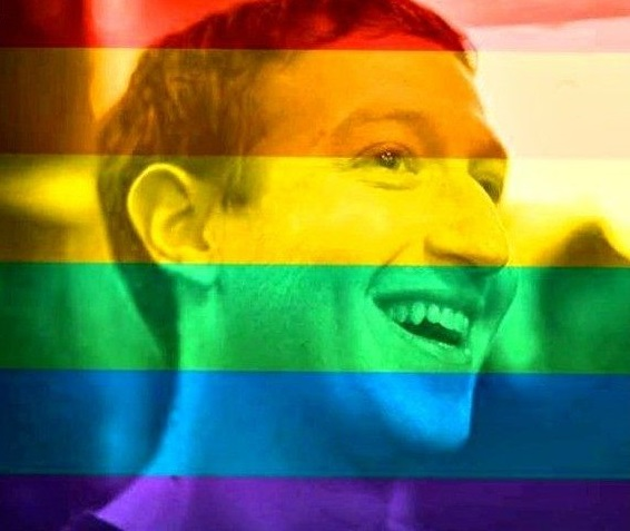 Silicon Valley Led The Effort For Same Sex Marriage With Facebook, Apple And Google Leading The Pack