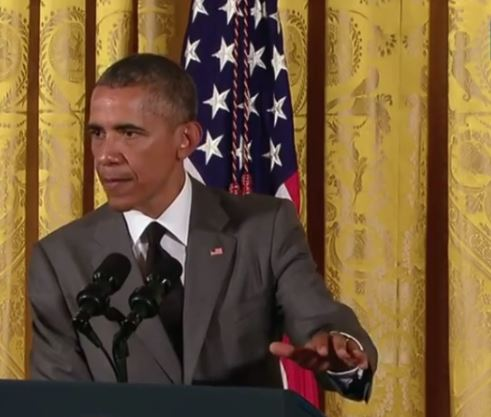 Obama: Under 'My Presidency, U.S. Has Become The Most Respected Country In The World'  [Video]