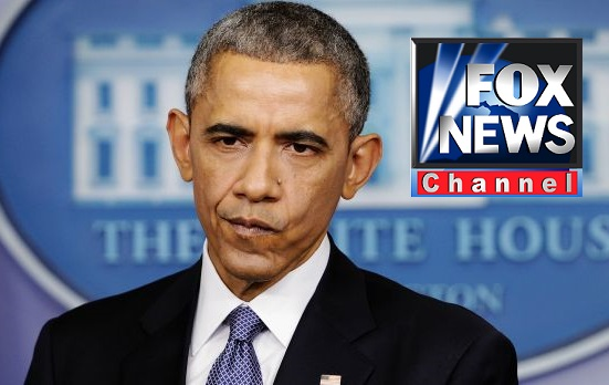Obama Attacks Fox News – Again