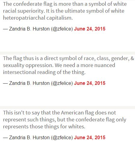 Memphis Prof: Confederate Flag A Symbol Of 'White Heteropatriarchal Capitalism'
