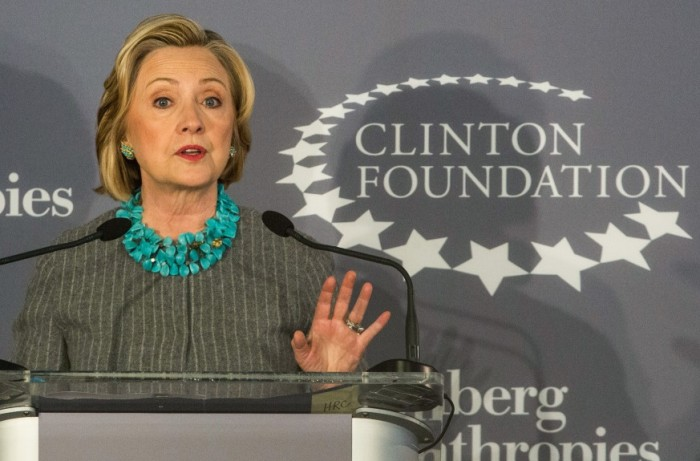 The Clinton Foundation May Be A Fraudulent Charity