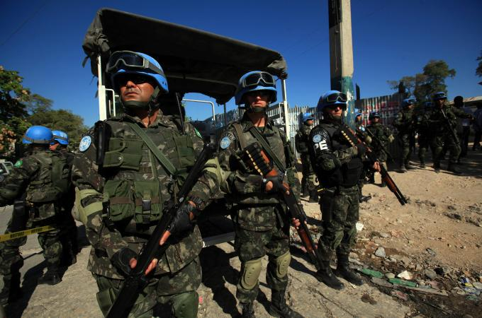 UN Peacekeepers Sexually Abused Hundreds Of Haitian Women And Children