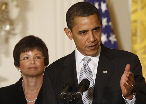 Valerie Jarrett Scheming Behind The Scenes With  Big Corporations To Support Obama's UN Climate Talks [Video]