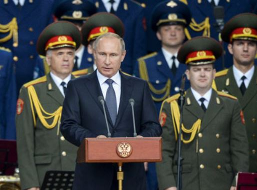 Putin: Russian Nuclear Forces Getting 40+ Ballistic Missiles