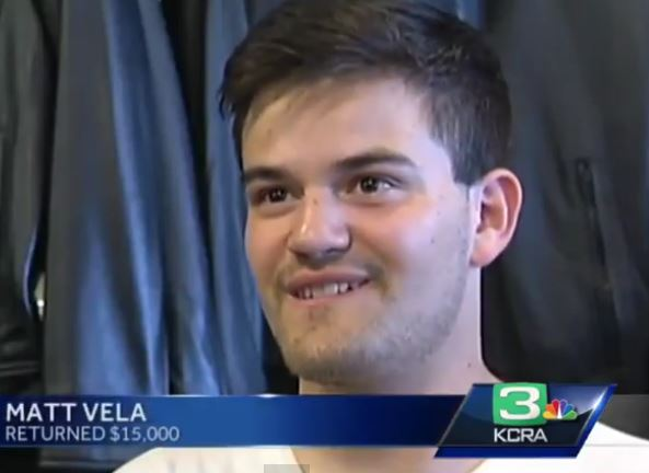 Teen Finds $15,000 In Parking Lot And Proves Honesty Is The Best Policy [Video]
