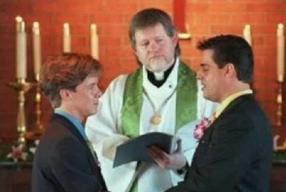 Episcopalians Vote To Allow Gay Weddings In Churches