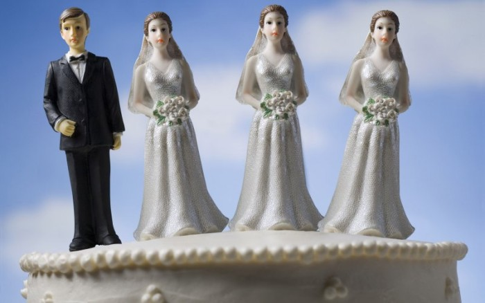 If Same-Sex Couples Can Marry Why Not Polygamist: Man Applies For Marriage License To Have Two Wives