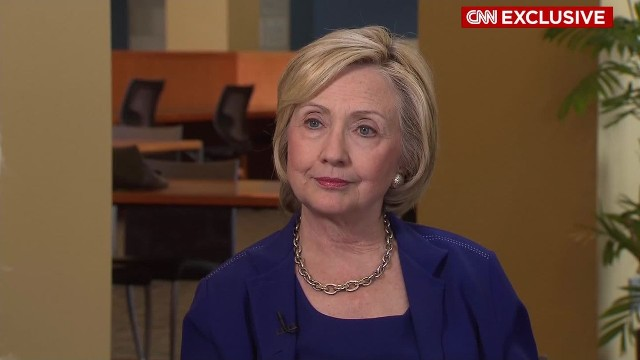 Hillary Clinton Says She's 'Very Disappointed' In Donald Trump For Immigration Comments [Video]