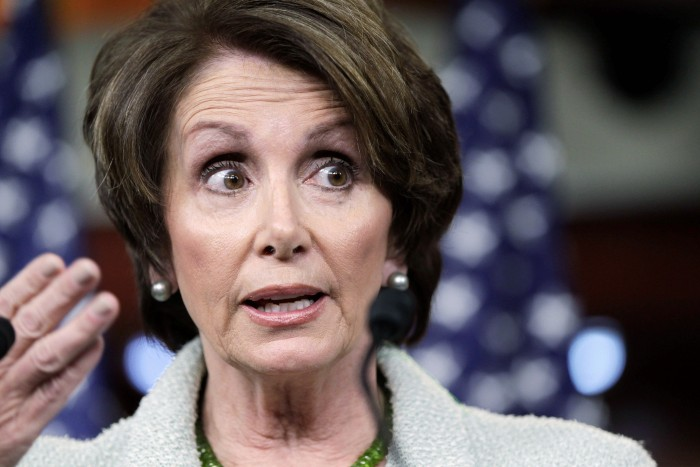 Nancy Pelosi Proposes Amending The Constitution To Lower The Voting Age To 16 [Video]