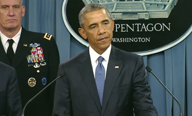 "Obama On ISIS Threat: ""Ideologies Are Not Defeated With Guns, They Are Defeated By Better Ideas"" [Video]"