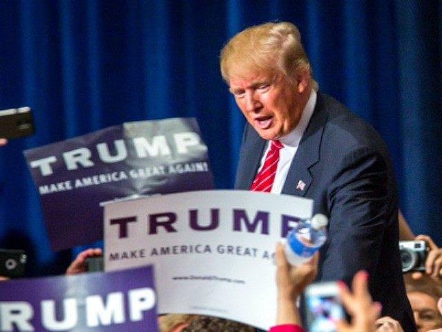 Donald Trump Leads GOP Field By Double-Digits