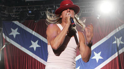Al Sharpton Threatens Kid Rock Over Confederate Flag… Here's His BRUTAL Response [Video]