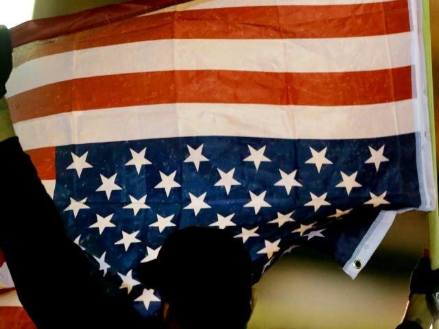 University Professors Say US Flag Symbolizes Racism, Take Them Down