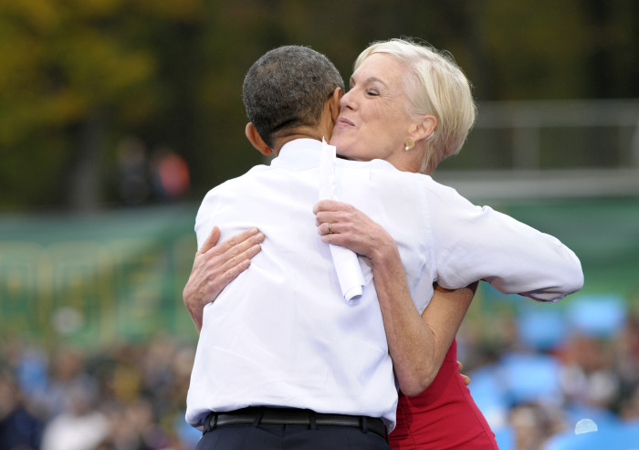 Planned Parenthood President Made 39 Visits To Obama's White House Since 2009