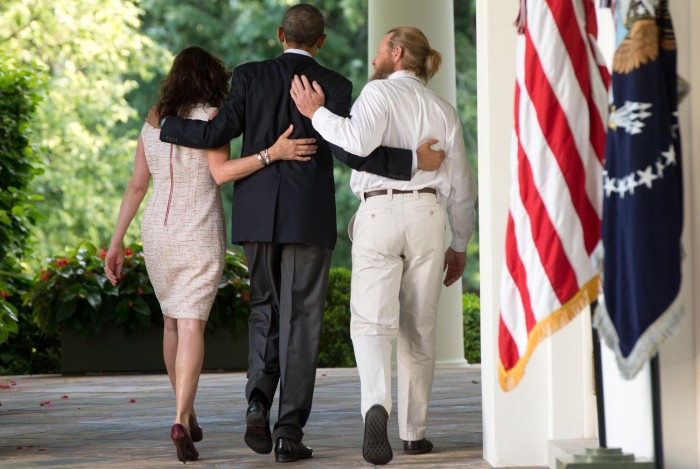 Bowe Bergdahl Found During California Pot Farm Raid, Obama Orders His Release [Video]