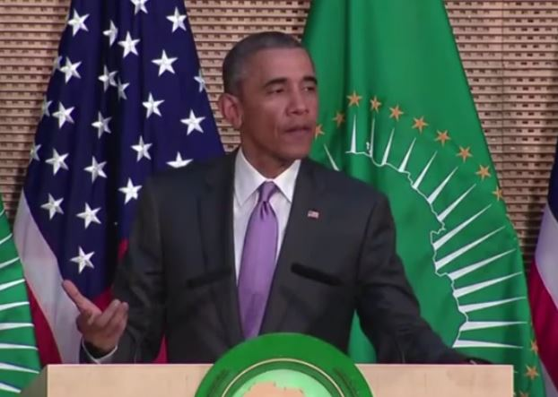 Obama: 'I'm a Pretty Good President' And If I Ran For A Third Term, I Could Win' [Video]