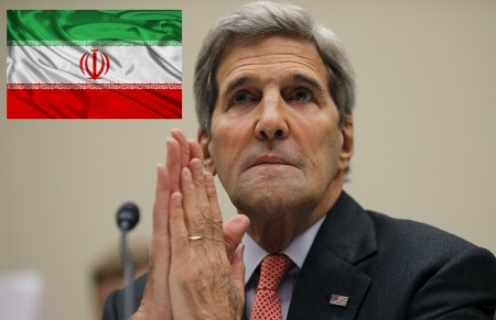 U.S. Secretary of State John Kerry testifies before a House Foreign Affairs Committee hearing on the Iran nuclear agreement in Washington