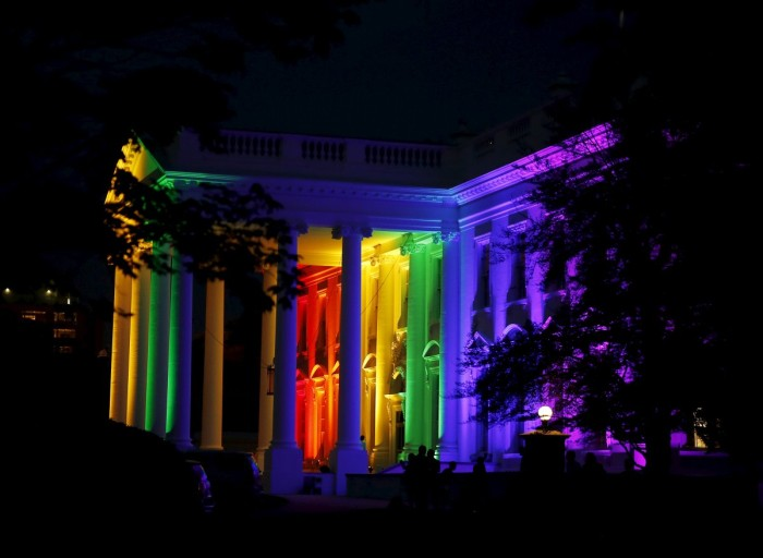 Secret Gay Wedding Takes Place At The White House