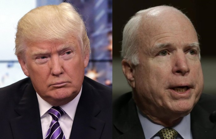 Trump Has Damage Control To Do – Says Of McCain 'I Like People Who Weren't Captured' [Video]