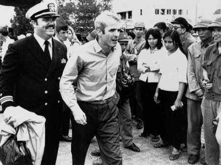 POW John McCain 1973