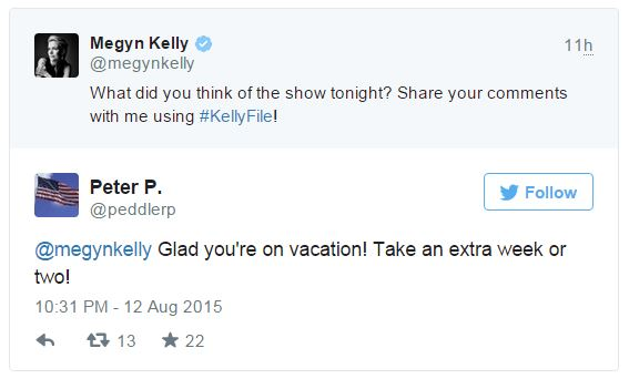 Megyn Kelly Cracks Announces Immediate Vacation – Twitter Goes Wild