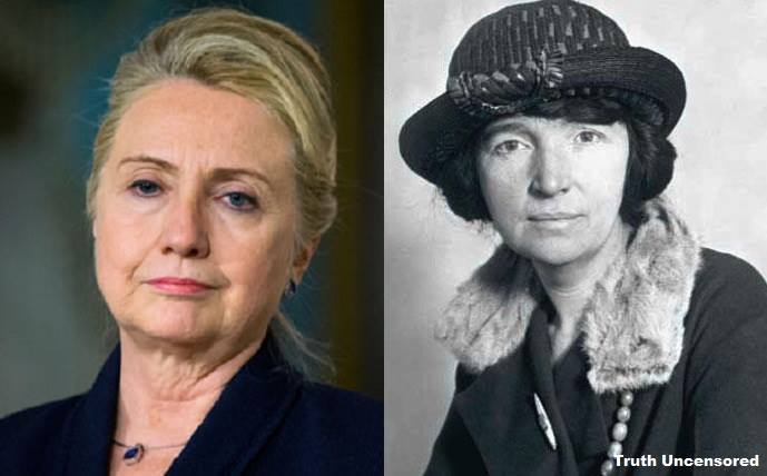 Flashback: Hillary Clinton Honors Margaret Sanger At Planned Parenthood Honors Gala [Video]