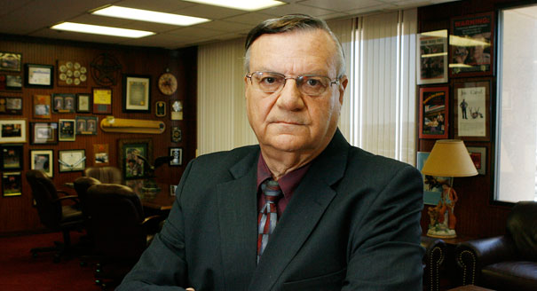 Sheriff Joe Arpaio's Department To Be Monitored By Justice Department